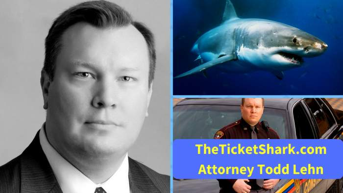 the ticket shark traffic lawyer dwi conroe the woodlands todd lehn